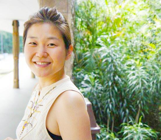 ママ yuko takeuchi ヨガ アロマ Harmony Aroma & Yoga 講師